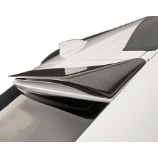 Карбоновый спойлер Hamann для BMW X5 E70