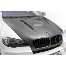 Карбоновый капот BMW X5M E70/X6M E71