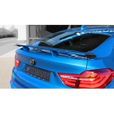 Спойлер Hamann для BMW X6 F16/X4 F26