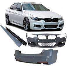 Аэродинамический обвес M-стиль для BMW F30 3-серия
