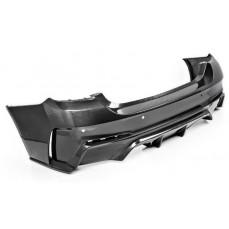 Карбоновый задний бампер 3DDesign для BMW M4 F82