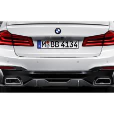 Глушитель M Performance для BMW G30 5-серия