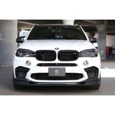 Карбоновая накладка переднего бампера для BMW X5M F85