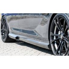 Боковые пороги Kelleners для BMW F06/F13 6-серия