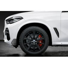 Дооснащение спортивными тормозами для BMW X5 G05/X6 G06