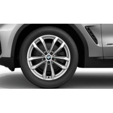 Комплект зимних колес V-Spoke 691 для BMW X3 G01/X4 G02