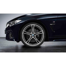 Комплект колес Double Spoke 361 для BMW F30/F32