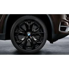 Комплект колес Star Spoke 491 для BMW X5 F15/X6 F16