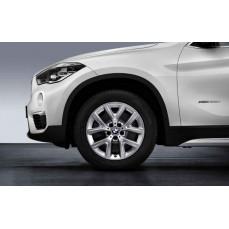 Комплект зимних колес Y-Spoke 574 для BMW X1 F48/X2 F39