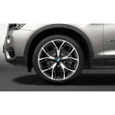 Комплект колес Y-Spoke 542 для BMW X3 F25/X4 F26