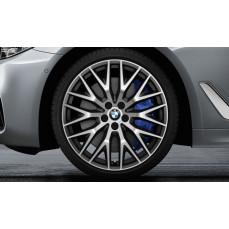 Комплект колес Cross Spoke 636 Bicolor для BMW G30 5-серия