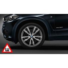 Комплект зимних колес Double Spoke 469M для BMW X5 F15/X6 F16