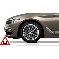 Комплект зимних колес V-Spoke 618 для BMW G30 5-серия