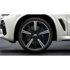 Комплект колес Star Spoke 749M Performance Bicolor для BMW X5 G05/X6 G06