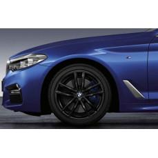 Комплект колес Double Spoke 662M с зимней резиной для BMW G30 5-серия