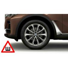 Комплект зимних колес V-Spoke 750 для BMW X7 G07