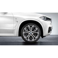 Оригинальные диски BMW Performance Y-Spoke 375