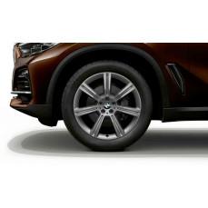 Комплект литых дисков BMW Star-Spoke 736, ferricgrey