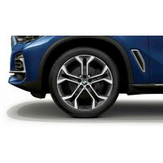 Комплект литых дисков BMW Y-Spoke 744, orbit-grey