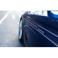 Комплект акцентных полос ALPINA для BMW G30 5-серия