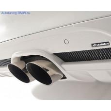 Выпускная система Hamann для BMW X6 E71