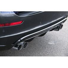 Глушитель Hamann для BMW X6M E71