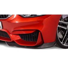Карбоновые накладки бампера для BMW M3 F80/M4 F82