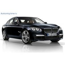 Передний бампер М-стиль для BMW F01/F02 7-серия