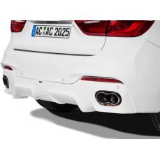 Задний диффузор AC Schnitzer для BMW X6 F16
