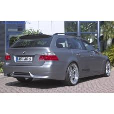 Бампер задний BMW E61 5-серия AC Schnitzer