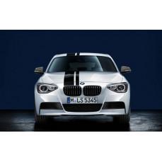 Акцентная полоса Performance для BMW F20 1-серия