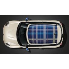 Декоративная отделка крыши Speedwell Blue для MINI F56