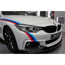 Акцентные полосы M Performance Motorsport для BMW F32