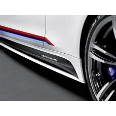 Декоративная пленка M Performance для BMW M3 F80/M4 F82