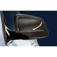Карбоновые накладки на зеркала BMW F10 5-серия