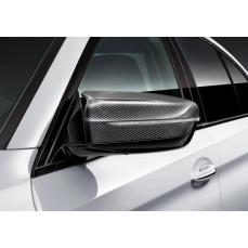 Карбоновые M Performance накладки на зеркала BMW M5 F90