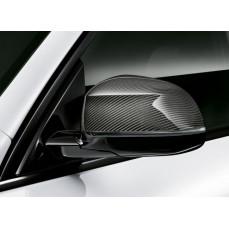Карбоновые M Performance накладки на зеркала BMW X5 G05/X7 G07