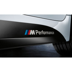 Декоративная пленка M Performance для BMW F30 3-серия