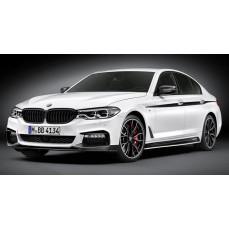 Аэродинамический обвес M Performance для BMW G30 5-серия