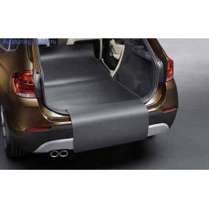 Двусторонний коврик для багажника BMW X1 E84