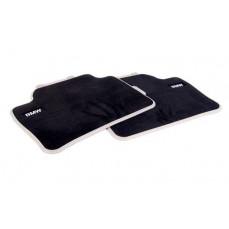 Велюровые коврики Modern Line для BMW F32 4-серия, задние