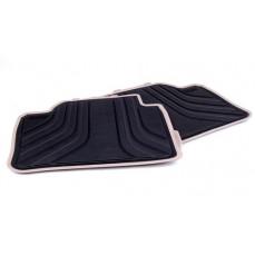 Резиновые коврики Modern Line для BMW F22 2-серия, задние