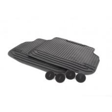 Комплект задних ножных ковриков для BMW F01 7-серия