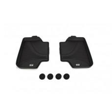 Всепогодные ножные коврики для BMW G30 5-серия, задние