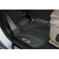 Напольные коврики для BMW X3 G01, передние