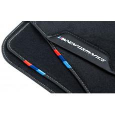 Ножные коврики M Performance для BMW X4 G02