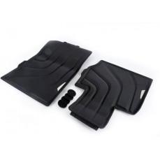 Всепогодные ножные коврики для BMW X4 F26, передние