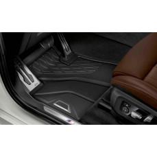 Всепогодные напольные коврики для BMW X6 G06, передние