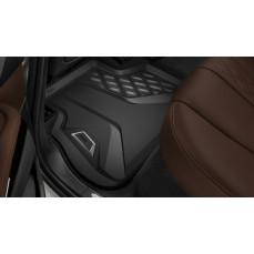 Всепогодные напольные коврики для BMW X6 G06, задние