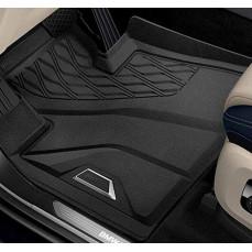 Всепогодные напольные коврики для BMW X5 G05/X7 G07, передние